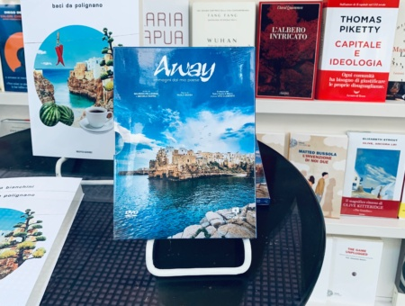 AWAY alla Libreria Laterza